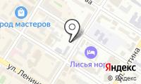Почтовое отделение ЧИТА 29 на карте