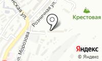 Почтовое отделение ВЛАДИВОСТОК 65 на карте