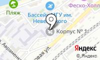 Почтовое отделение ВЛАДИВОСТОК 59 на карте