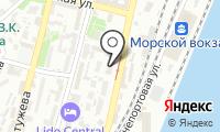 Почтовое отделение ВЛАДИВОСТОК 90 на карте