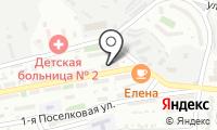 Почтовое отделение ВЛАДИВОСТОК 63 на карте