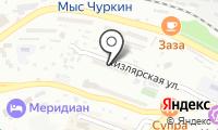 Почтовое отделение ВЛАДИВОСТОК 12 на карте
