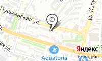 Почтовое отделение ВЛАДИВОСТОК 1 на карте