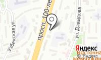 Почтовое отделение ВЛАДИВОСТОК 69 на карте