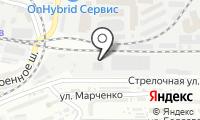 Почтовое отделение ВЛАДИВОСТОК 42 на карте