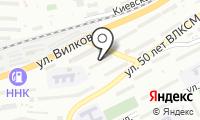 Почтовое отделение ВЛАДИВОСТОК 77 на карте