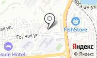 Почтовое отделение ВЛАДИВОСТОК 5 на карте