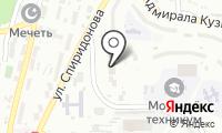 Почтовое отделение ВЛАДИВОСТОК 13 на карте