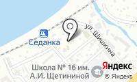 Почтовое отделение ВЛАДИВОСТОК 41 на карте