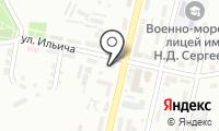 Почтовое отделение ХАБАРОВСК 18 на карте