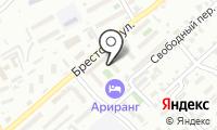 Почтовое отделение ХАБАРОВСК 11 на карте