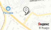 Почтовое отделение ХАБАРОВСК 42 на карте