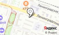 Почтовое отделение ХАБАРОВСК 21 на карте