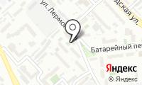 Почтовое отделение ХАБАРОВСК 13 на карте
