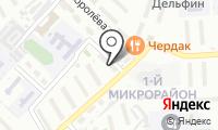 Почтовое отделение ХАБАРОВСК 45 на карте