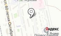 Почтовое отделение ХАБАРОВСК 32 на карте