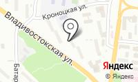 Почтовое отделение ПЕТРОПАВЛОВСК-КАМЧАТСКИЙ 17 на карте