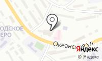 Почтовое отделение ПЕТРОПАВЛОВСК-КАМЧАТСКИЙ 13 на карте