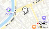 Почтовое отделение САНКТ-ПЕТЕРБУРГ 121 на карте