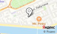 Почтовое отделение САНКТ-ПЕТЕРБУРГ 8 на карте