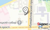 Почтовое отделение САНКТ-ПЕТЕРБУРГ 5 на карте