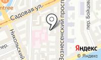 Почтовое отделение САНКТ-ПЕТЕРБУРГ 68 на карте