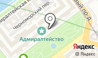 Почтовое отделение САНКТ-ПЕТЕРБУРГ 195 на карте