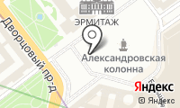 Почтовое отделение САНКТ-ПЕТЕРБУРГ 60 на карте