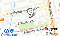 Fop`s на карте