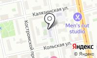 Центр образования №100 на карте