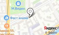Почтовое отделение САНКТ-ПЕТЕРБУРГ 147 на карте