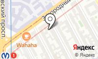 Почтовое отделение САНКТ-ПЕТЕРБУРГ 13 на карте