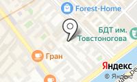 Почтовое отделение САНКТ-ПЕТЕРБУРГ 23 на карте