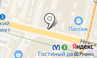 Почтовое отделение САНКТ-ПЕТЕРБУРГ 11 на карте