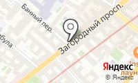 Почтовое отделение САНКТ-ПЕТЕРБУРГ 2 на карте