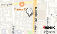 Почтовое отделение САНКТ-ПЕТЕРБУРГ 28 на карте