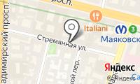 Почтовое отделение САНКТ-ПЕТЕРБУРГ 193 на карте