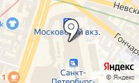 Почтовое отделение САНКТ-ПЕТЕРБУРГ 86 на карте