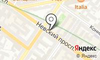 Почтовое отделение САНКТ-ПЕТЕРБУРГ 24 на карте