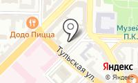 Управление на транспорте МВД РФ по Северо-Западному федеральному округу на карте