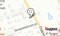 Почтовое отделение САНКТ-ПЕТЕРБУРГ 141 на карте
