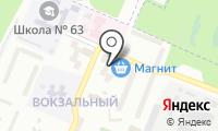Почтовое отделение БРЯНСК 17 на карте
