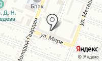 Почтовое отделение БРЯНСК 30 на карте