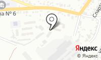 Почтовое отделение БРЯНСК 28 на карте