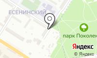 Почтовое отделение БРЯНСК 47 на карте