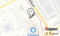 Почтовое отделение КУРСК 40 на карте
