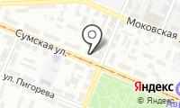 Почтовое отделение КУРСК 7 на карте