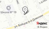 Почтовое отделение КУРСК 3 на карте