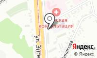 Почтовое отделение КУРСК 35 на карте