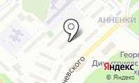 Почтовое отделение КАЛУГА 7 на карте